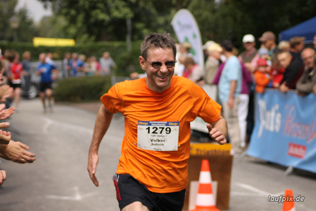 Sassenberger Triathlon - Run 2011 - 804
