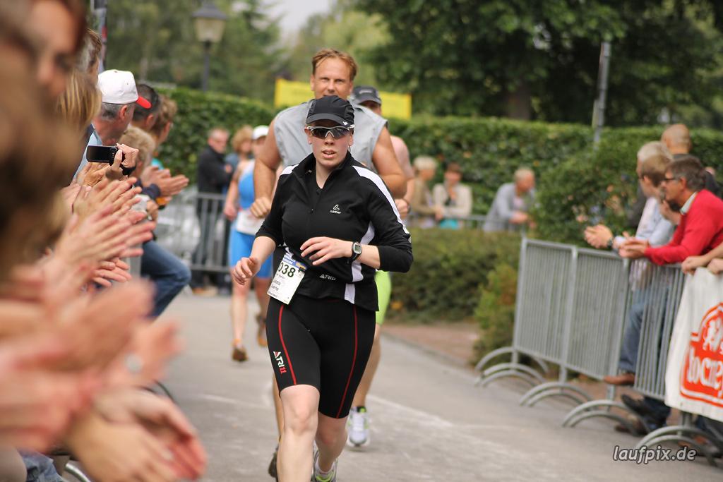 Sassenberger Triathlon - Run 2011 - 821