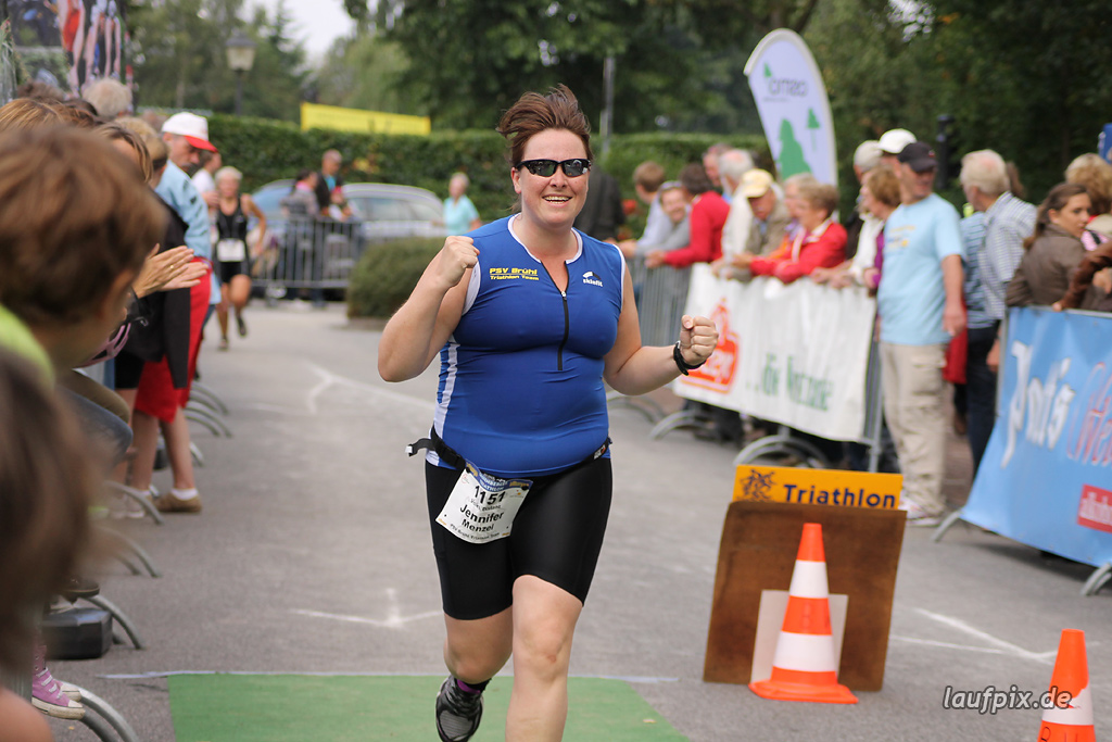 Sassenberger Triathlon - Run 2011 - 901