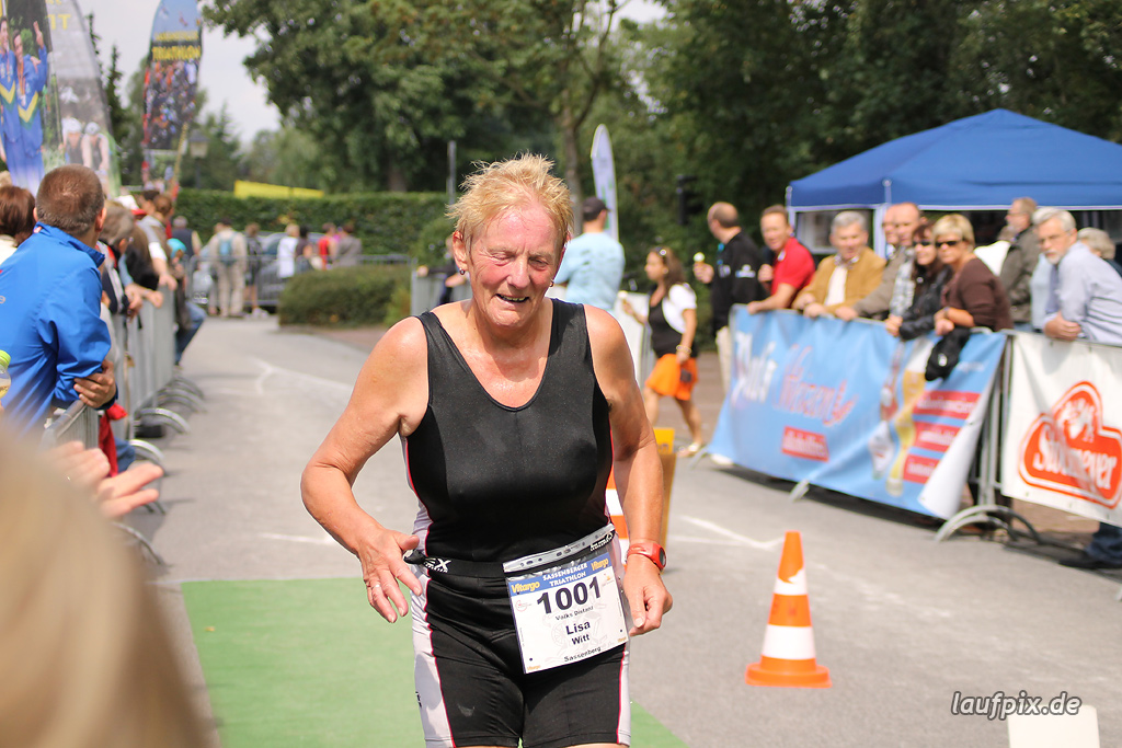 Sassenberger Triathlon - Run 2011 - 938