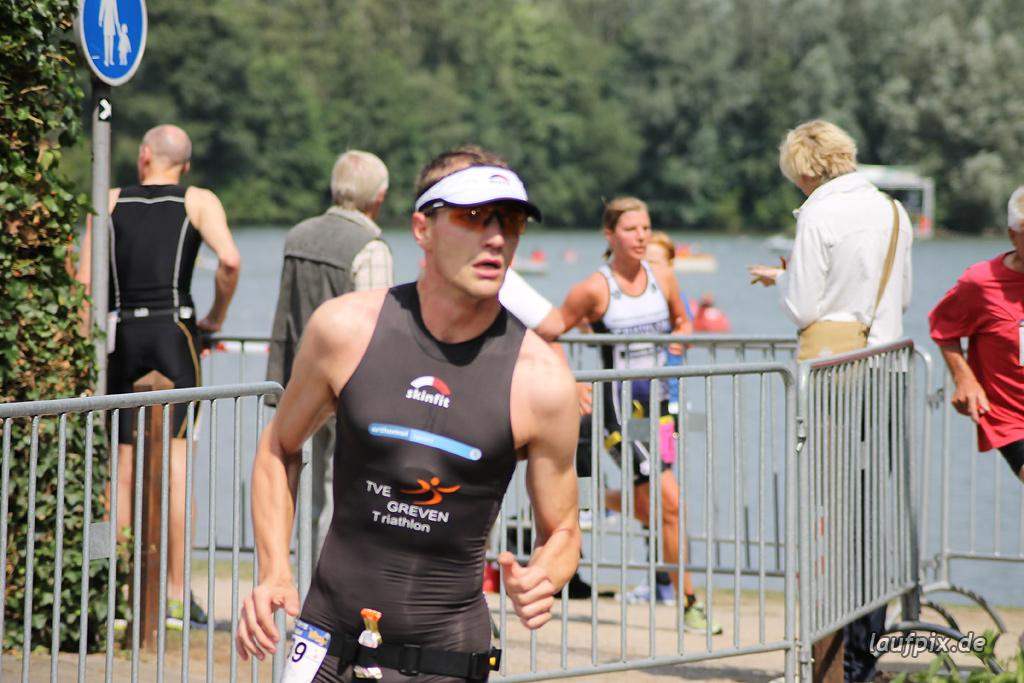 Sassenberger Triathlon - Run 2011 - 964