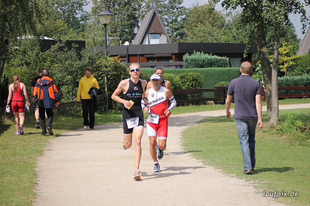 Sassenberger Triathlon - Run 2011 - 969