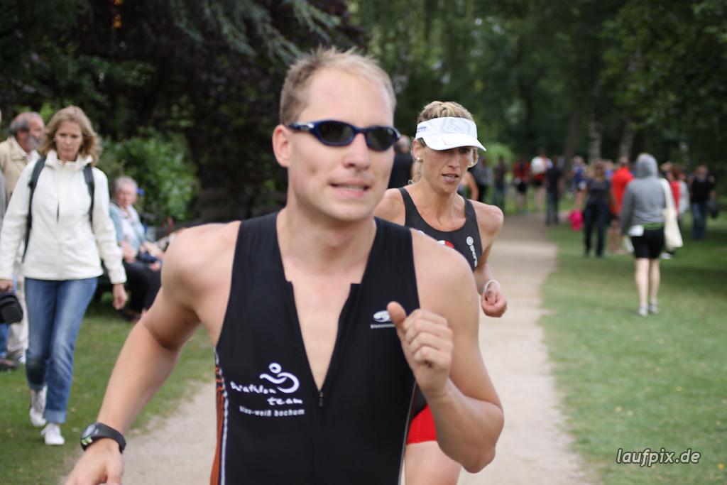 Sassenberger Triathlon - Run 2011 - 979