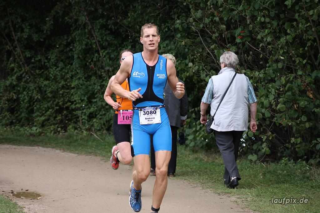 Sassenberger Triathlon - Run 2011 - 991