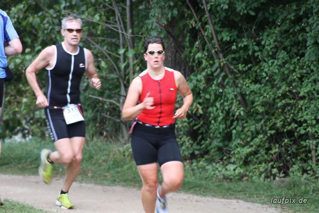 Sassenberger Triathlon - Run 2011 - 992
