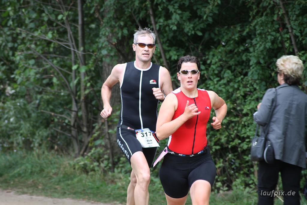 Sassenberger Triathlon - Run 2011 - 993