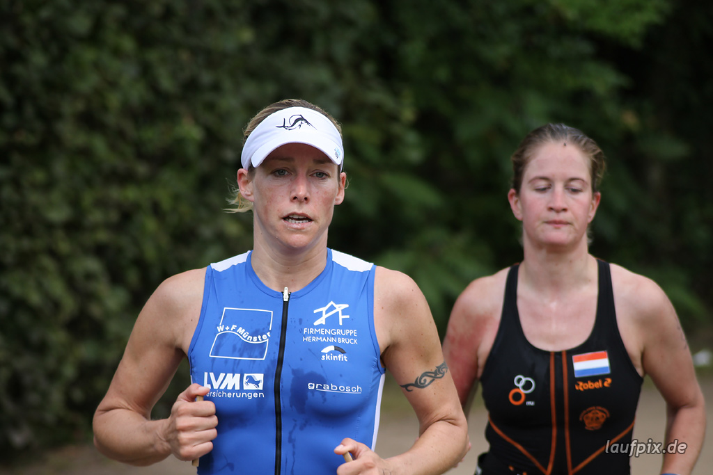 Sassenberger Triathlon - Run 2011 - 996