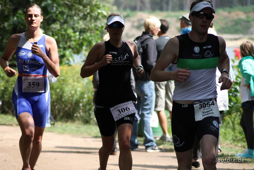 Sassenberger Triathlon - Run 2011 - 1003