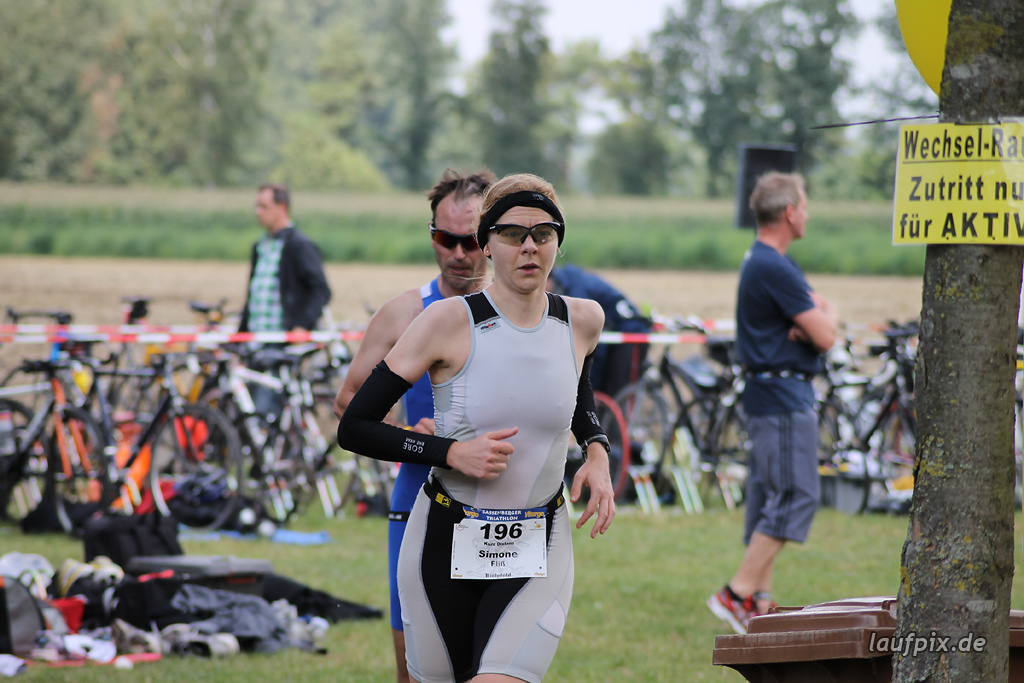 Sassenberger Triathlon - Run 2011 - 1009