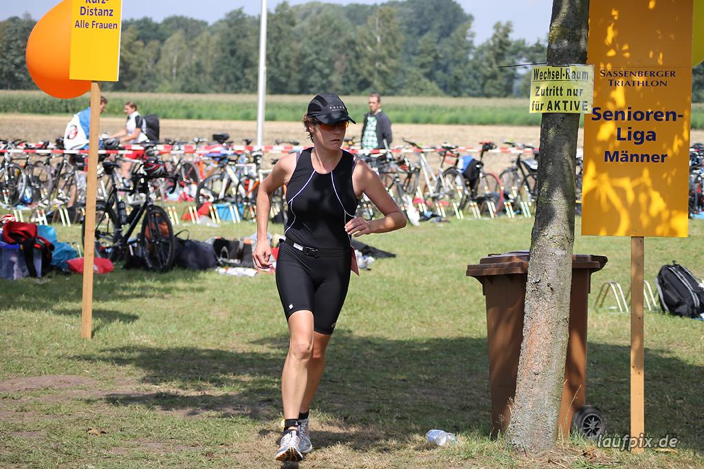 Sassenberger Triathlon - Run 2011 - 1023