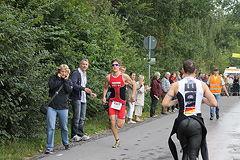 Sassenberger Triathlon - Run 2011 - 1