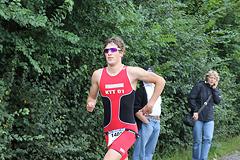 Sassenberger Triathlon - Run 2011 - 3