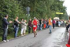 Sassenberger Triathlon - Run 2011 - 6