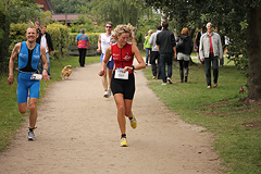 24. Sassenberger Triathlon - Run