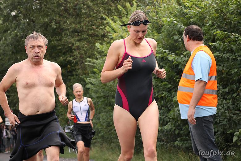 Sassenberger Triathlon - Swim 2011 - 321