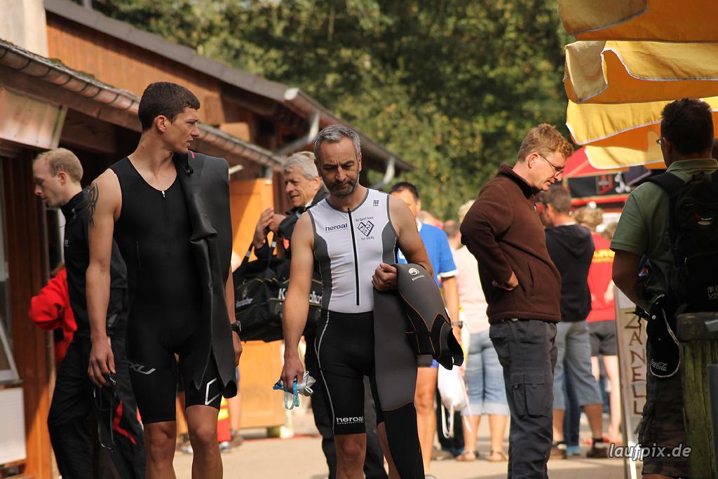 Sassenberger Triathlon - Swim 2011 - 2