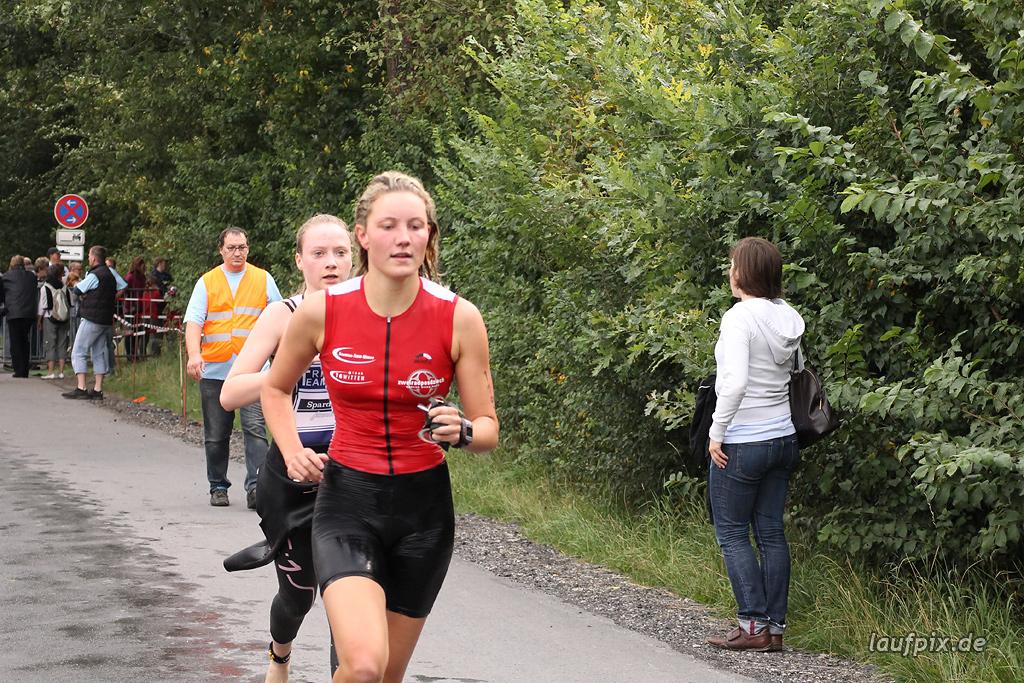Sassenberger Triathlon - Swim 2011 - 235