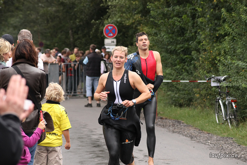 Sassenberger Triathlon - Swim 2011 - 257