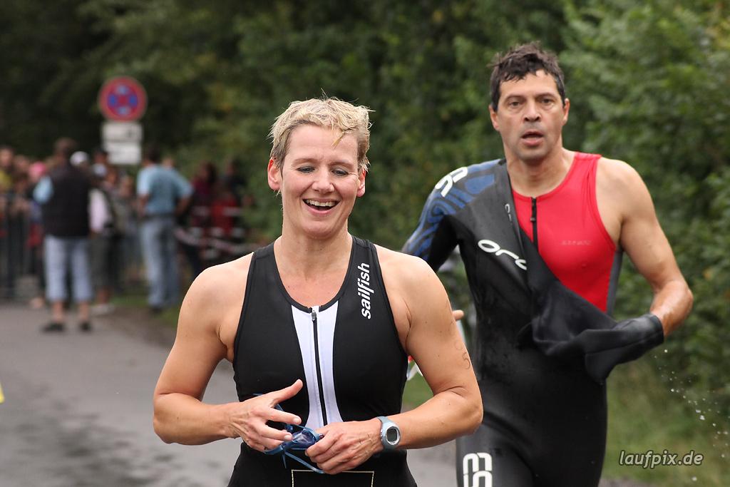 Sassenberger Triathlon - Swim 2011 - 259