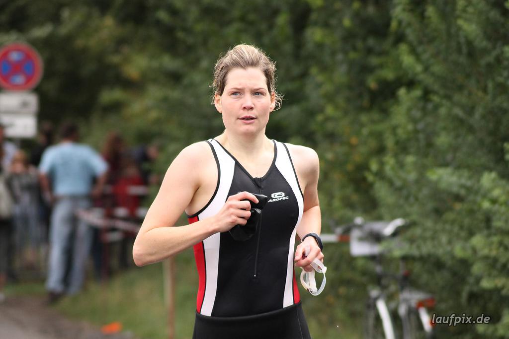 Sassenberger Triathlon - Swim 2011 - 260