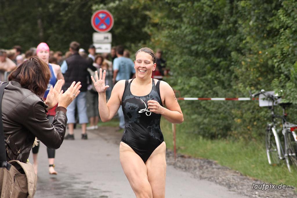 Sassenberger Triathlon - Swim 2011 - 261