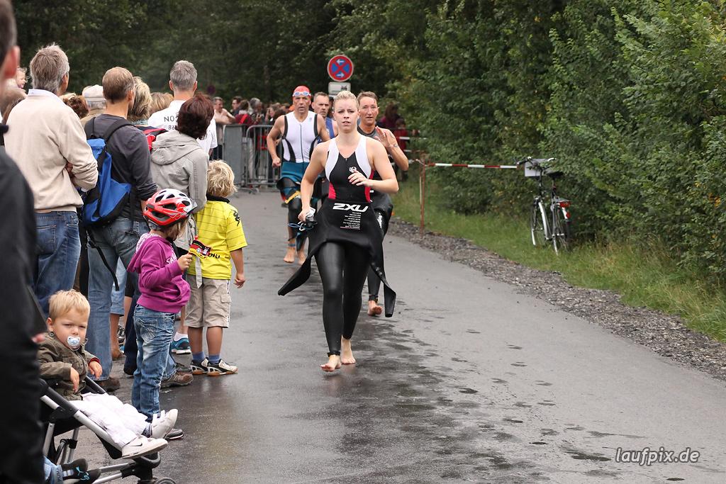 Sassenberger Triathlon - Swim 2011 - 265