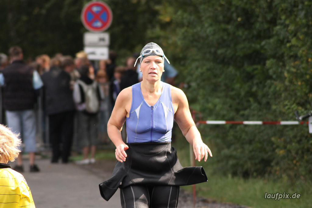 Sassenberger Triathlon - Swim 2011 - 302