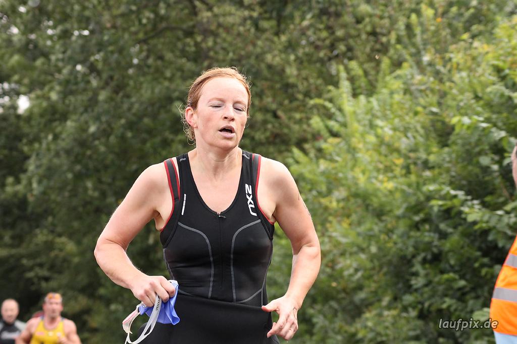 Sassenberger Triathlon - Swim 2011 - 305