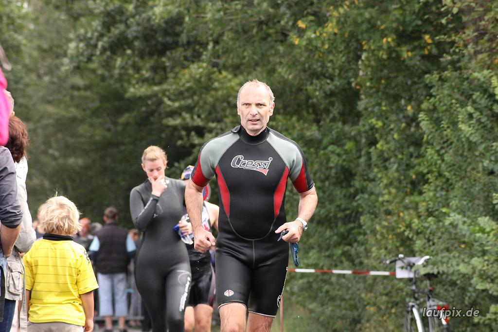 Sassenberger Triathlon - Swim 2011 - 307
