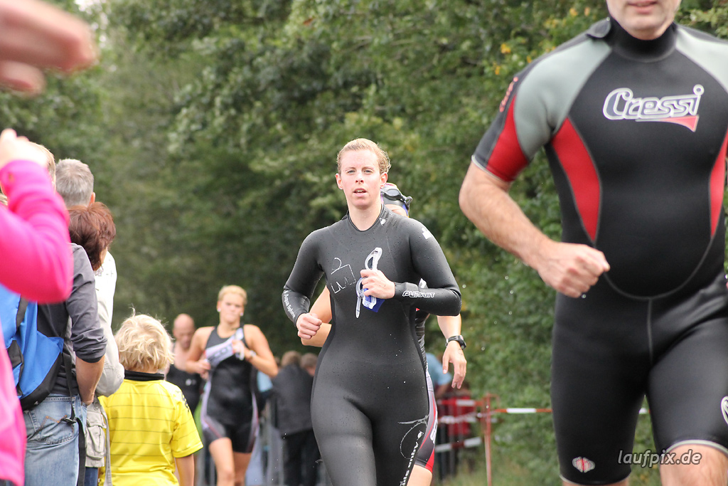Sassenberger Triathlon - Swim 2011 - 308
