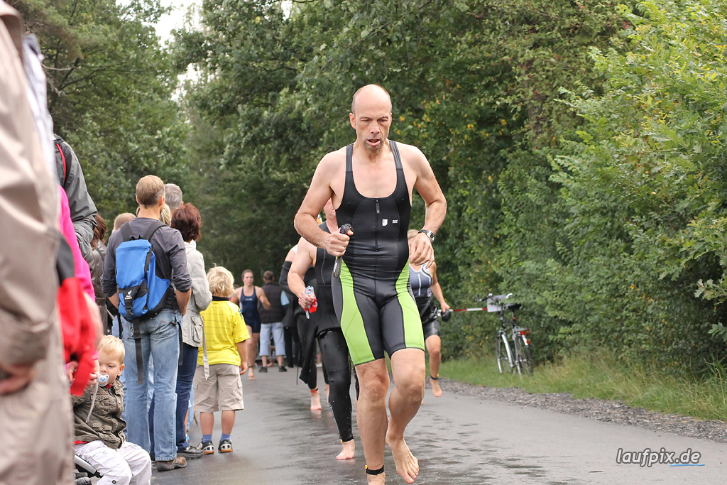 Sassenberger Triathlon - Swim 2011 - 312