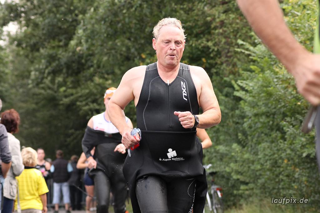 Sassenberger Triathlon - Swim 2011 - 313
