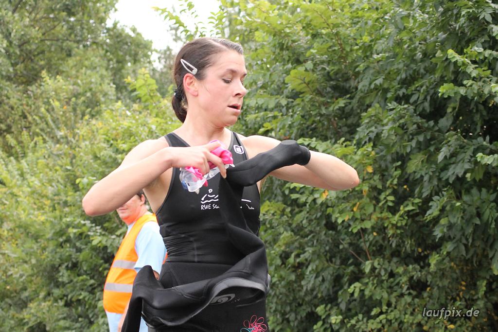 Sassenberger Triathlon - Swim 2011 - 316