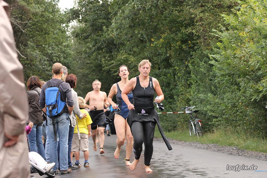 Sassenberger Triathlon - Swim 2011 - 318