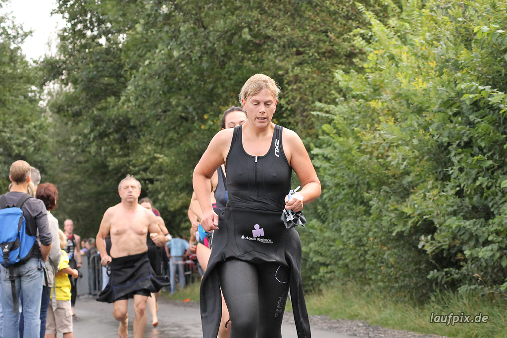 Sassenberger Triathlon - Swim 2011 - 319