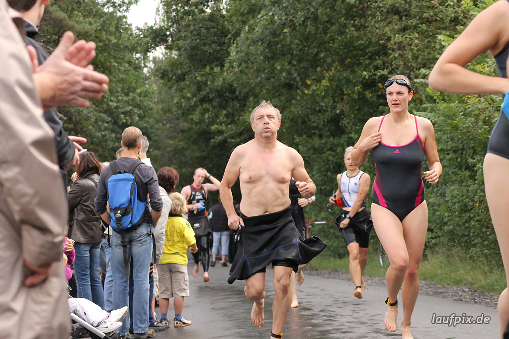 Sassenberger Triathlon - Swim 2011 - 320