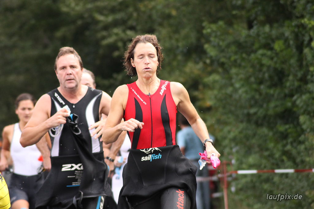 Sassenberger Triathlon - Swim 2011 - 326