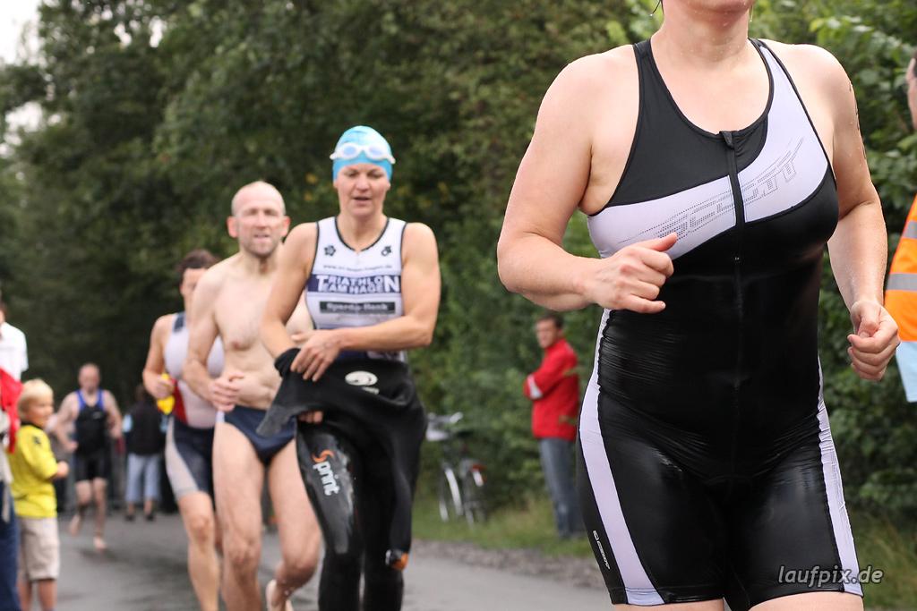 Sassenberger Triathlon - Swim 2011 - 337