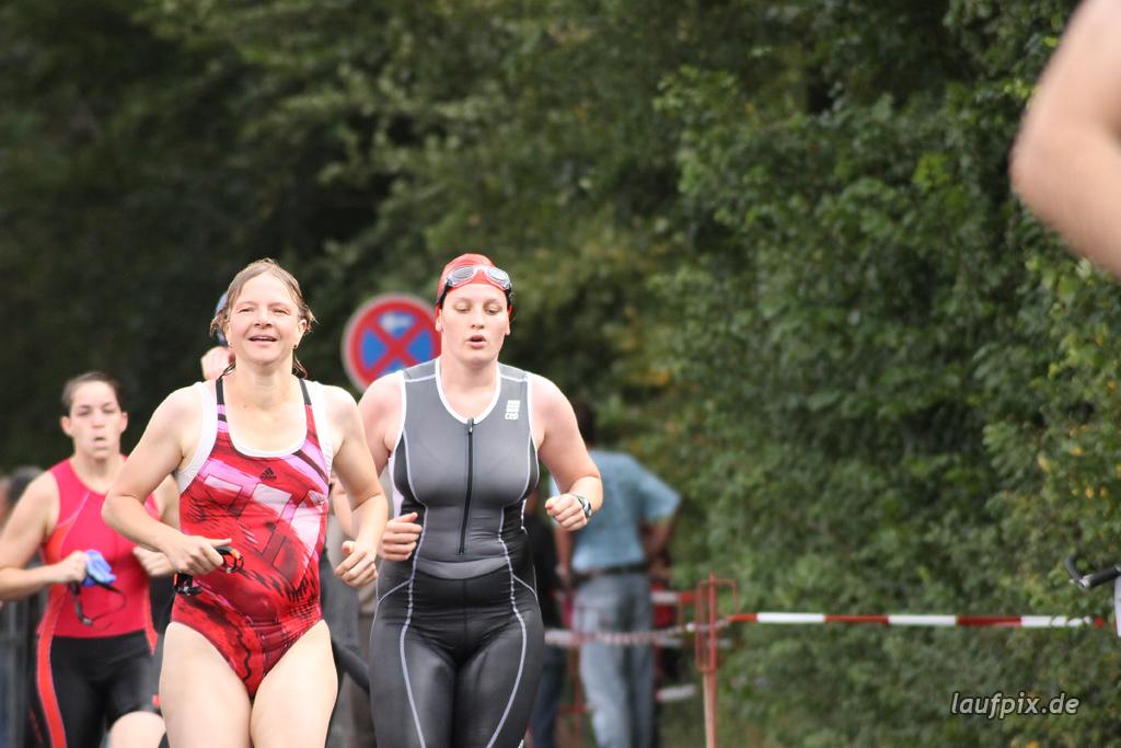 Sassenberger Triathlon - Swim 2011 - 340