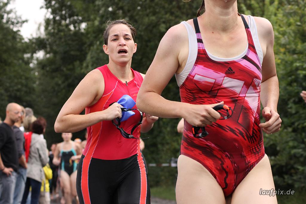 Sassenberger Triathlon - Swim 2011 - 341