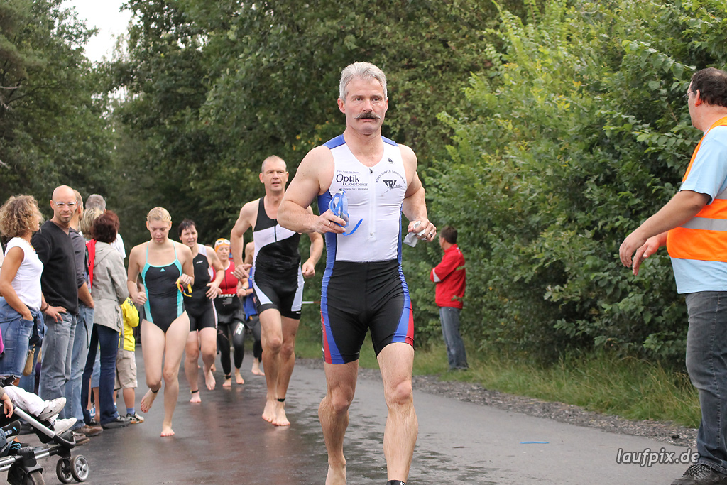 Sassenberger Triathlon - Swim 2011 - 342