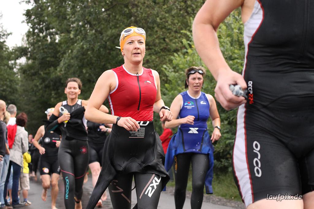 Sassenberger Triathlon - Swim 2011 - 345