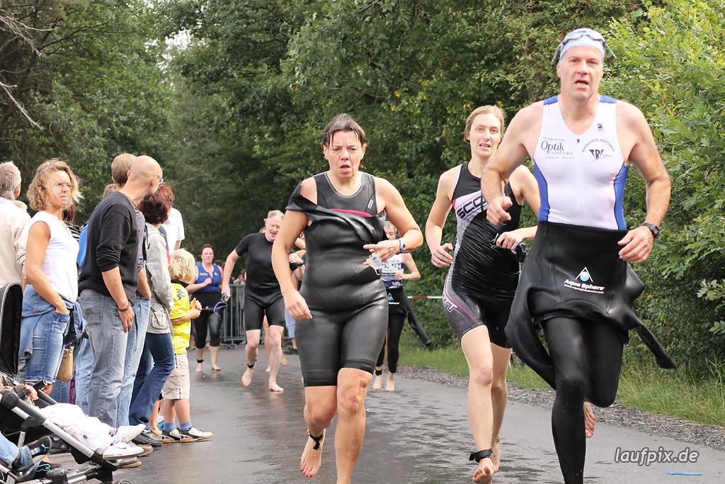 Sassenberger Triathlon - Swim 2011 - 351