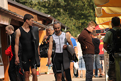 Sassenberger Triathlon - Swim 2011 - 2