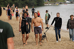 Sassenberger Triathlon - Swim 2011 - 6