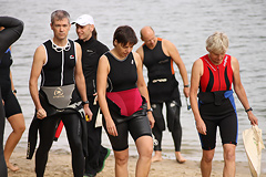 Sassenberger Triathlon - Swim 2011 - 7