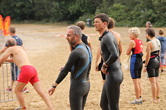 Sassenberger Triathlon - Swim 2011 - 8