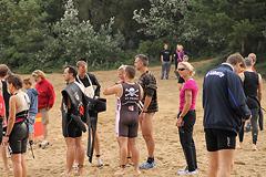 Sassenberger Triathlon - Swim 2011 - 9