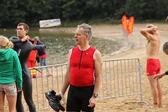Sassenberger Triathlon - Swim 2011 - 12
