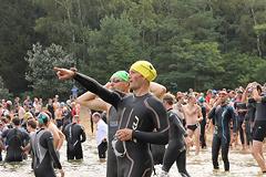 Sassenberger Triathlon - Swim